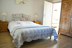 Chambres d'hôtes en Vendée : chambre au nom de la rose