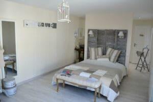 Chambres d'hôtes en Vendée : chambre charme d'antan