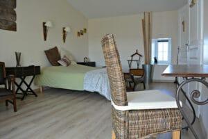 Chambres d'hôtes en Vendée : chambre invitation au voyage