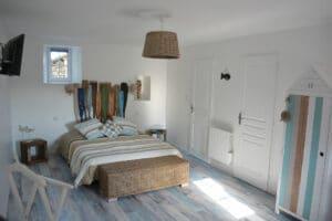 Chambres d'hôtes en Vendée : chambre grain de sable