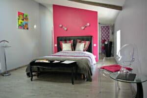 Chambres d'hôtes en Vendée : chambre so design